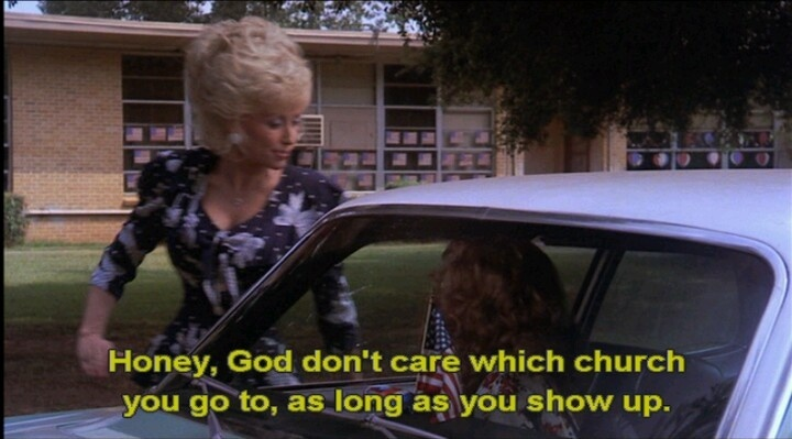 Dolly Parton Steel Magnolias Quote 2 Picture Quote #1