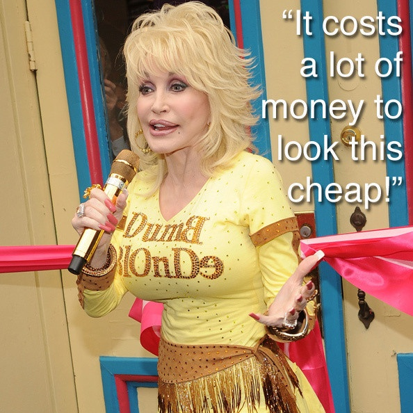 Best Dolly Parton Quote 1 Picture Quote #1