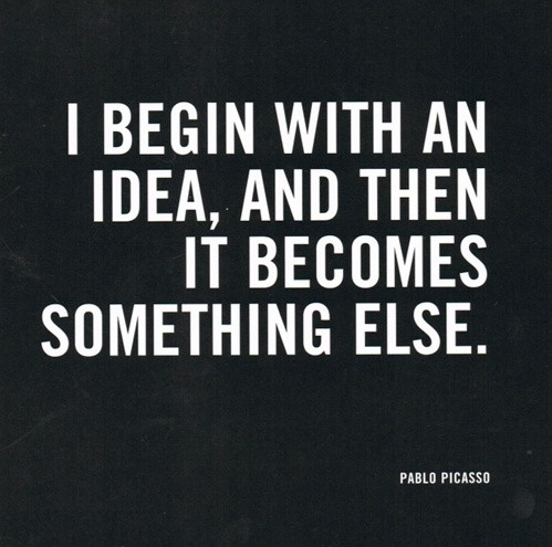 Pablo Picasso Quote 8 Picture Quote #1