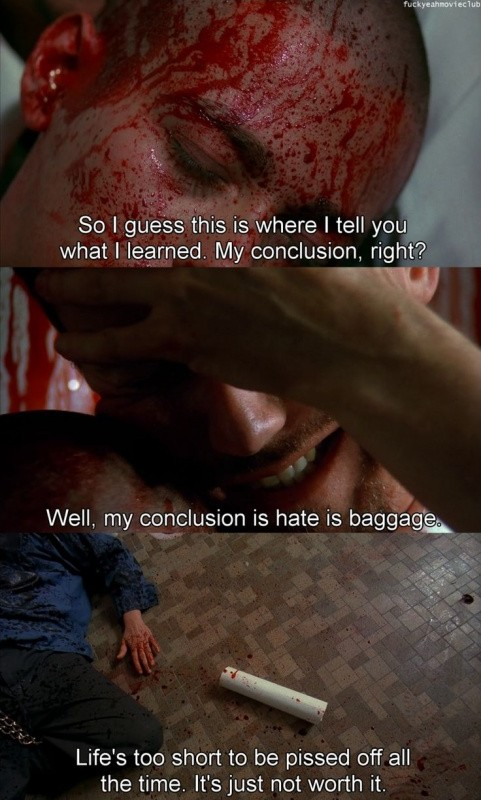 American History X Quote 5 Picture Quote #1