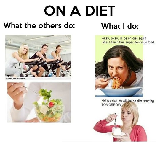 Funny Diet Quote | Quote Number 591774 | Picture Quotes