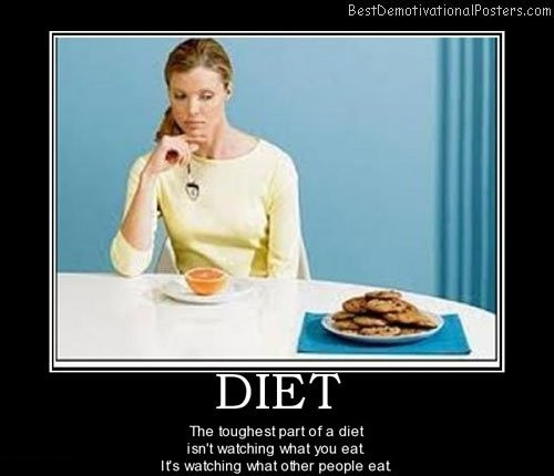 Funny Diet Quote 2 Picture Quote #1