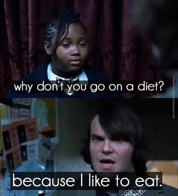 Diet Quote 4 Picture Quote #1