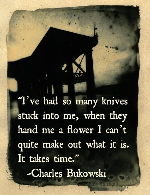 Charles Bukowski Quote 14 Picture Quote #1