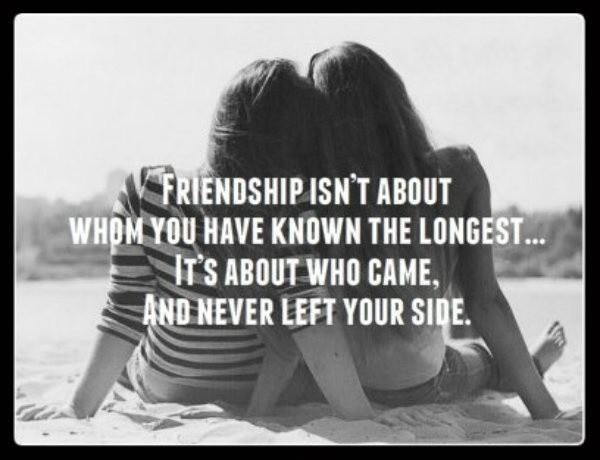 Cute Friendship Quote 1 Picture Quote #1
