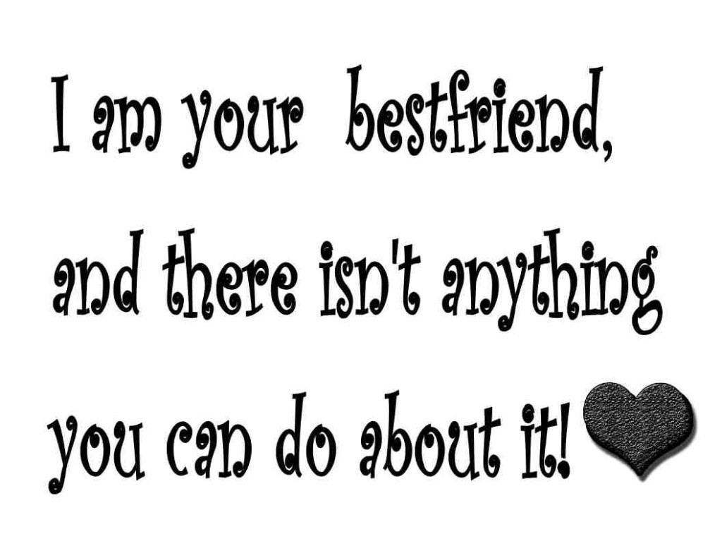 Cute Friendship Quote For Guys 1 Picture Quote #1