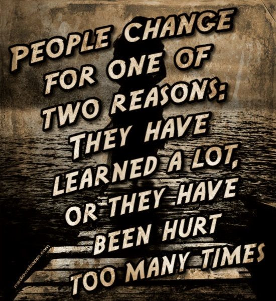 People Change Quote 1 Picture Quote #1