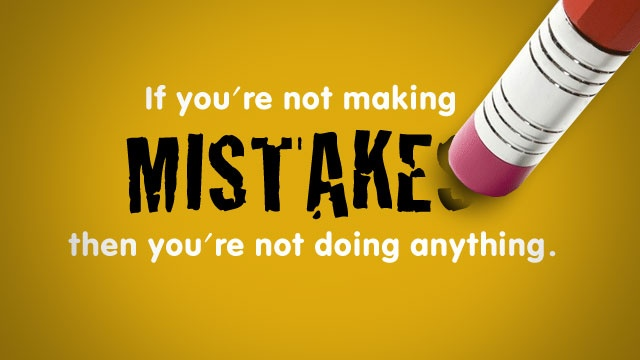 Mistake Quote 2 Picture Quote #1