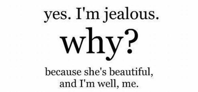 Im Jealous Quote 1 Picture Quote #1
