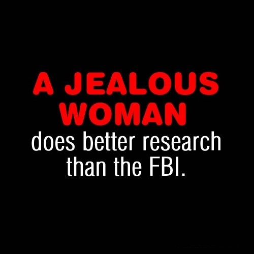 Jealous Quote 2 Picture Quote #1
