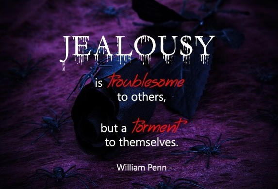 Jealous Quote 8 Picture Quote #1