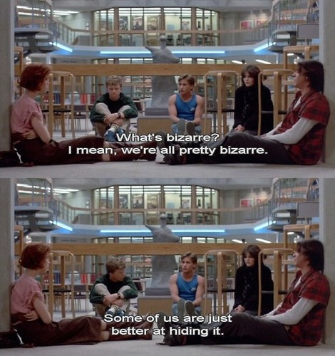 The Breakfast Club Quote 3 Picture Quote #1