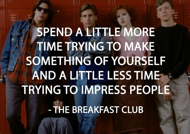 The Breakfast Club Quote 7 Picture Quote #1