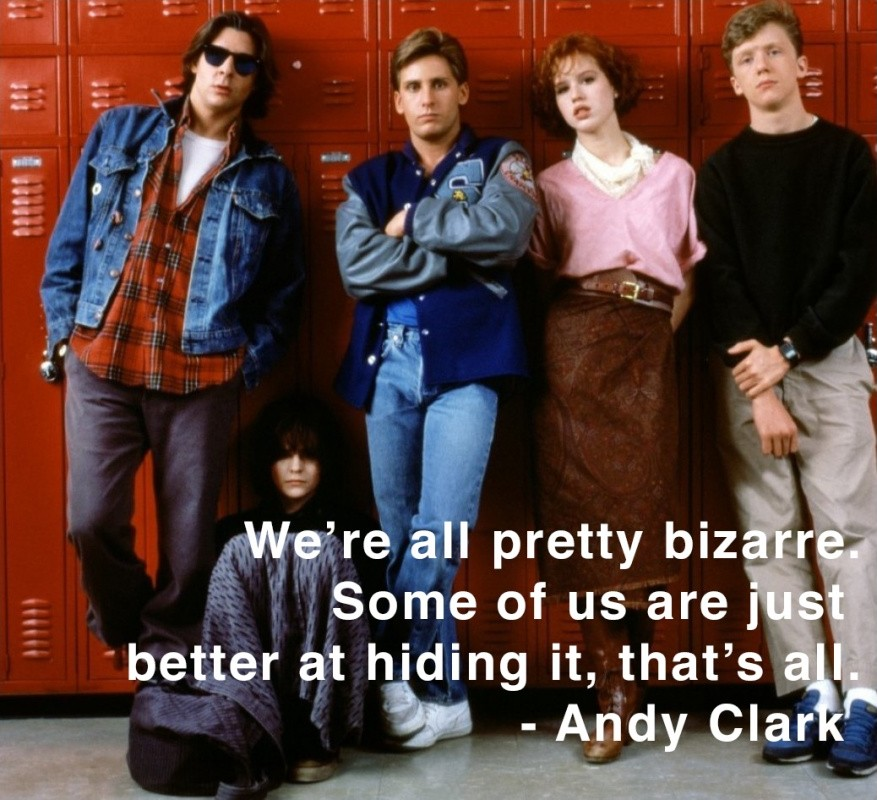 The Breakfast Club Quote 8 Picture Quote #1