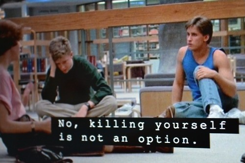 The Breakfast Club Quote 11 Picture Quote #1