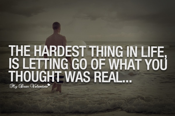 Sad Quote About Life 3 Picture Quote #1