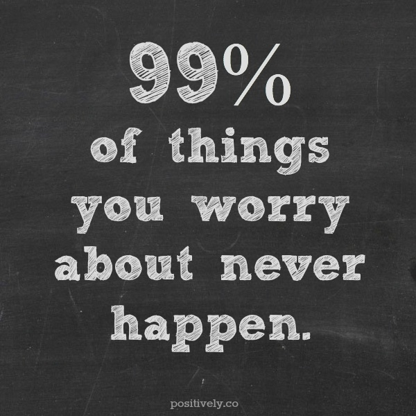 No Worries And Stress Quote 1 Picture Quote #1