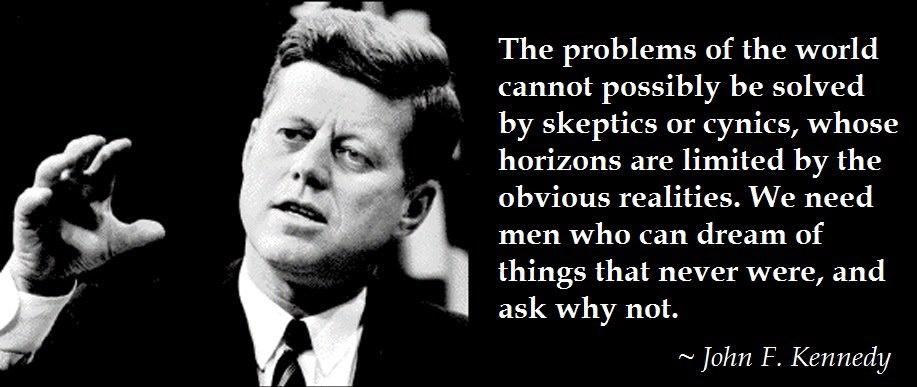 Jfk Quote 9 Picture Quote #1