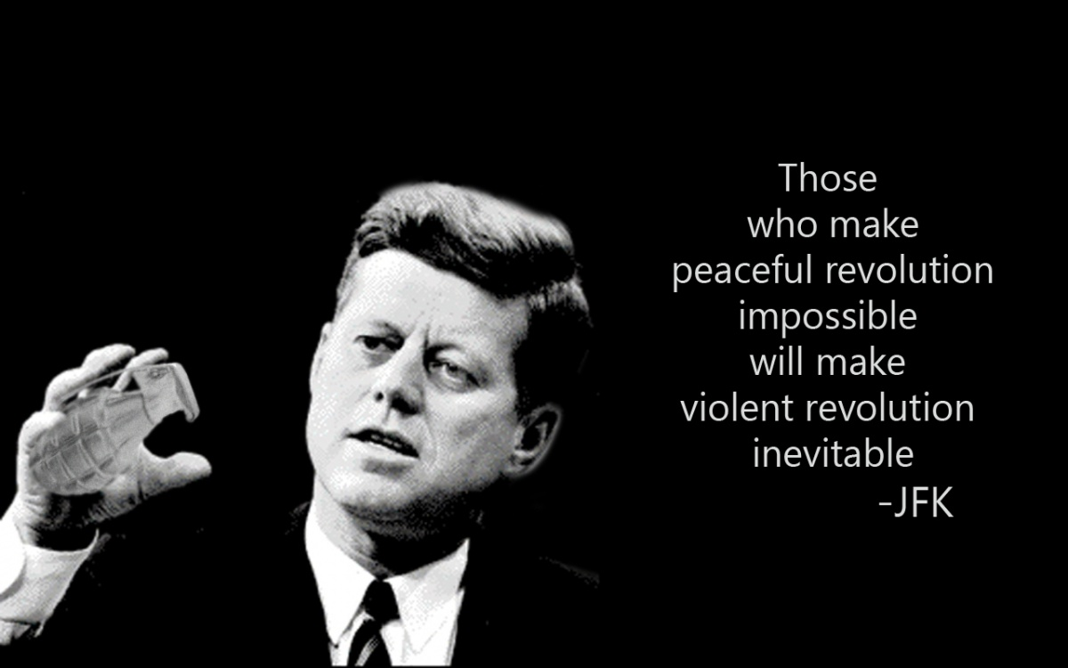 Jfk Quote 10 Picture Quote #1