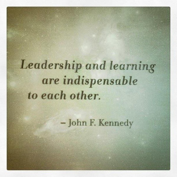 Jfk Quote On Leadership 1 Picture Quote #1