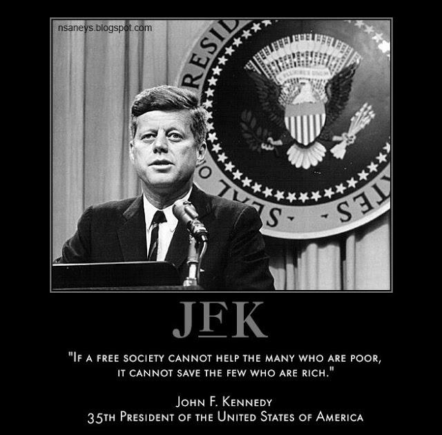 Jfk Quote 27 Picture Quote #1