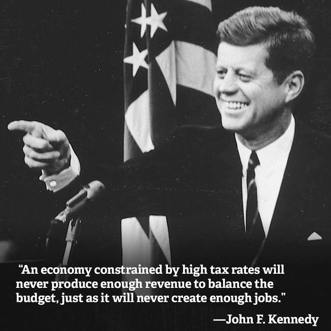 Jfk Quote On Taxes 2 Picture Quote #1