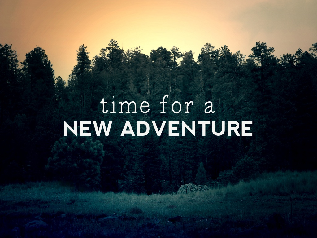 Quotes On Adventure New Adventure Quote  Quote Number 593206  Picture Quotes