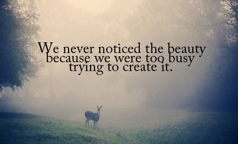 Natural Beauty Quote 4 Picture Quote #1