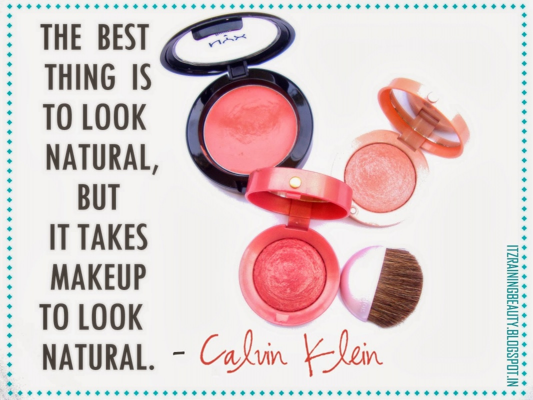 Natural Beauty Quote For Girls 1 Picture Quote #1