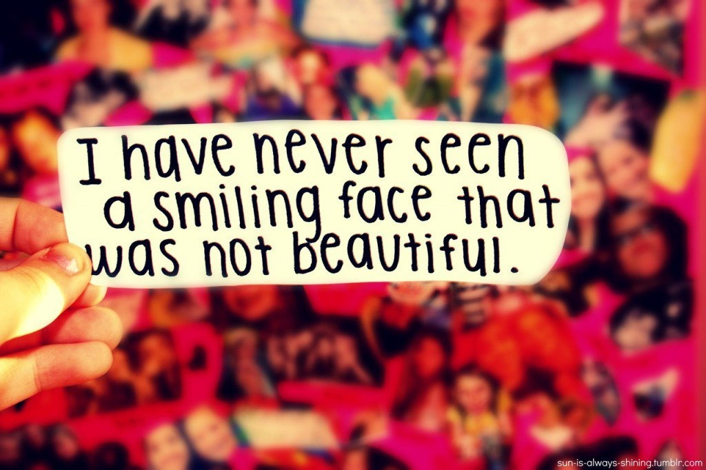 Natural Beauty Quote For Girls 3 Picture 1