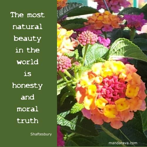 Natural Beauty Quote 7 Picture Quote #1