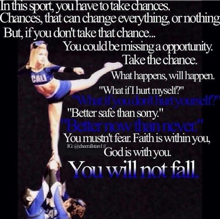 Cheer Quote 3 Picture Quote #1