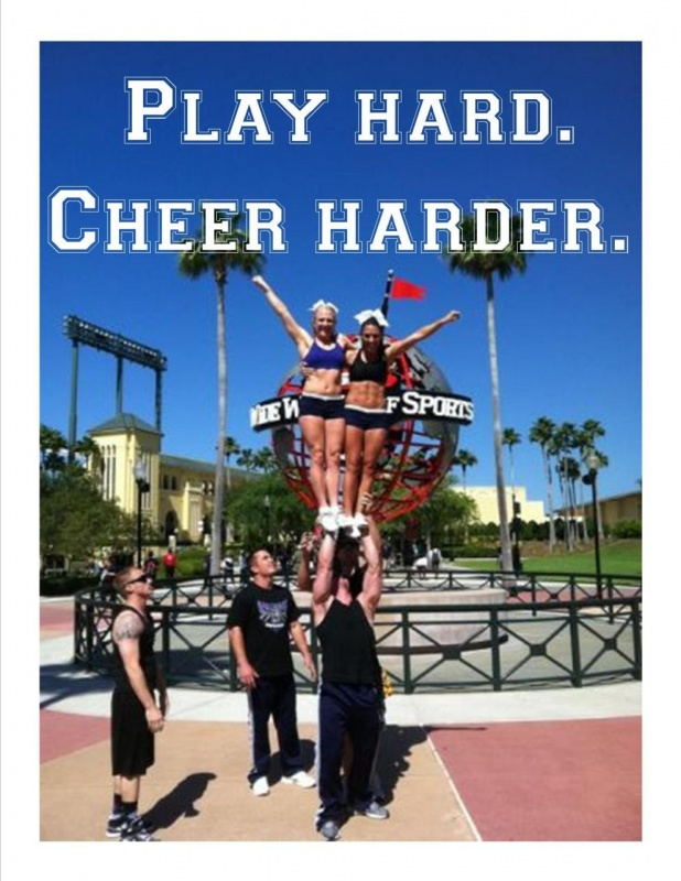 Cheer Quote 4 Picture Quote #1