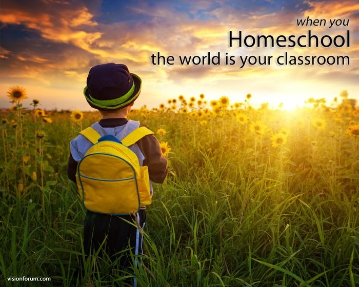Homeschool Quote 1 Picture Quote #1
