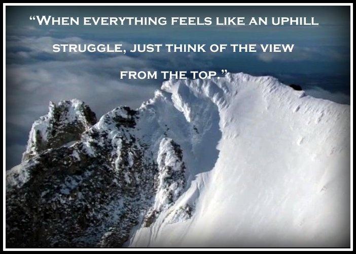 Personal Struggle Quote 1 Picture Quote #1