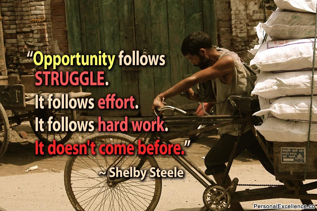 Personal Struggle Quote 2 Picture Quote #1