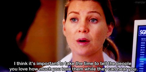 Greys Anatomy Quote About Love | Quote Number 593439 ...