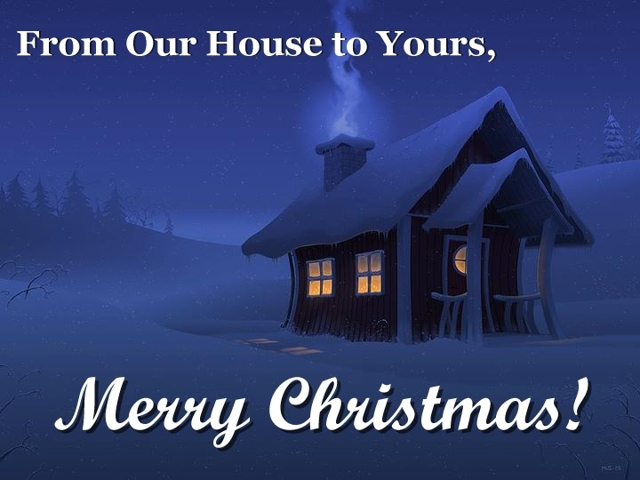 Merry Christmas Quote For Friends And Family 1 Picture Quote #1
