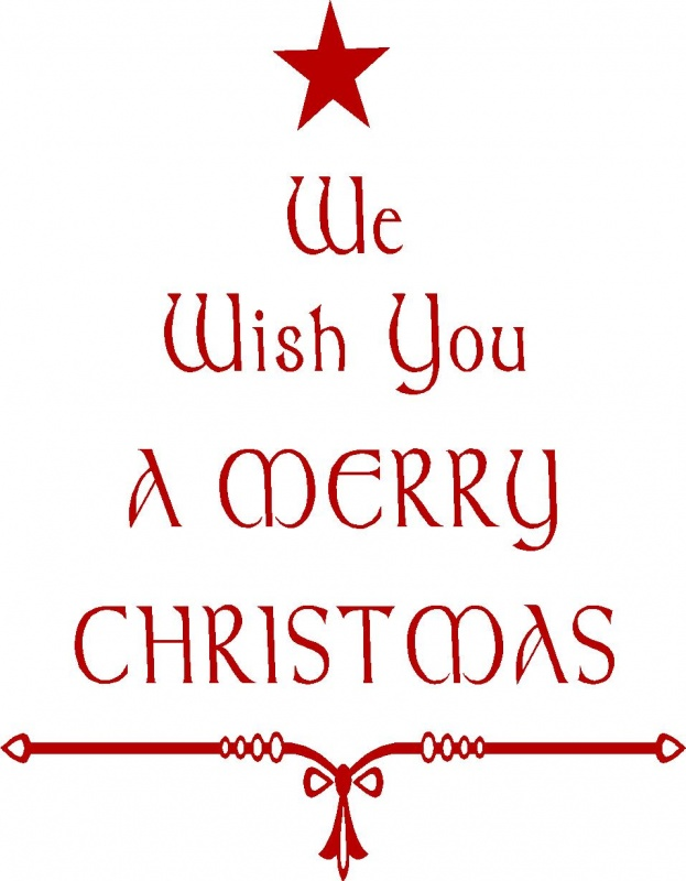 Wishing You A Merry Christmas Quote 1 Picture Quote #1