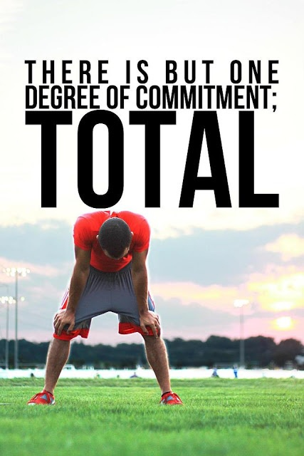 Commitment Quote 4 Picture Quote #1