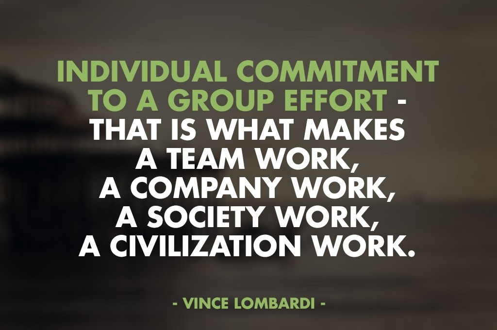 Commitment Quote 6 Picture Quote #1