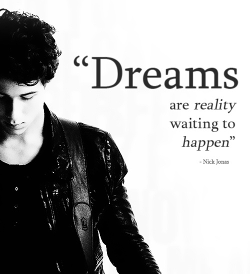 Dream Reality Quote 1 Picture Quote #1