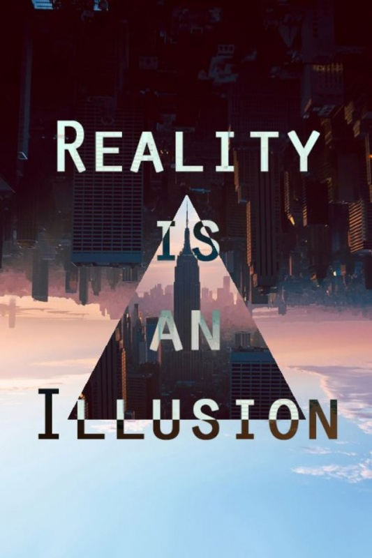 Illusion And Reality Quote 1 Picture Quote #1