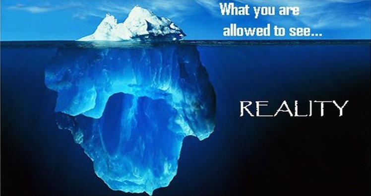 Illusion Vs Reality Quote 1 Picture Quote #1