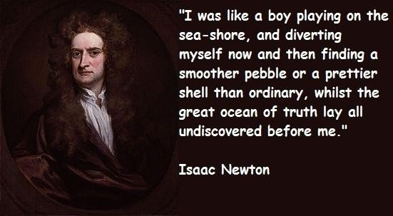 isaac newton quote ldquo all - photo #2