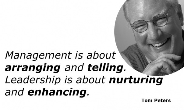 Management Quote 1 Picture Quote #1