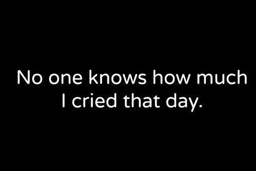 Crying Quote 3 Picture Quote #1