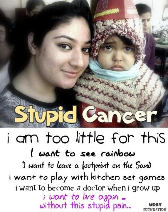 Childhood Cancer Quote 1 Picture Quote #1