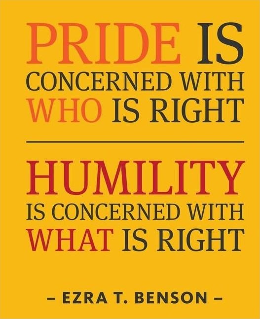 Humility Quote 1 Picture Quote #1