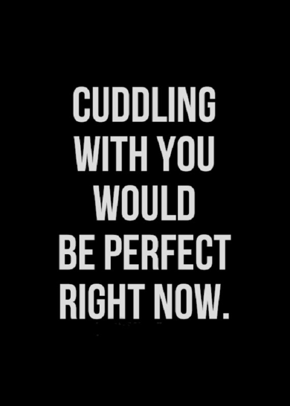 Cute Couple Quotes Amazing Cute Couples Cuddling Quote  Quote Number 594901  Picture Quotes